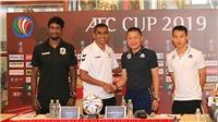 17h00 ngày 15/5, Hà Nội FC - Tampines Rovers: Chủ nhà nhận lệnh phải thắng!