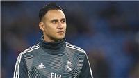Real Madrid: Keylor Navas ở Real, như một người hùng bị chối bỏ
