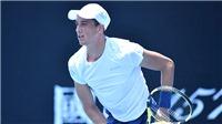 Antoine Hoang: Ở Roland Garros, có một cây vợt người Pháp gốc Việt