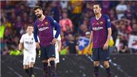 Barcelona thua Valencia: Những người nhân bản thất bại bèo bọt