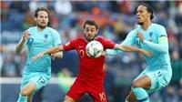 Bernardo Silva: Tương lai tươi sáng sau Nations League