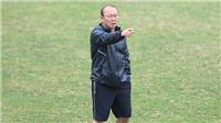 Dấu hỏi của bản hợp đồng HLV Park Hang Seo