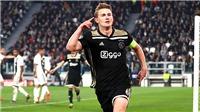 De Ligt sẽ đưa Juventus lên tầm cao mới