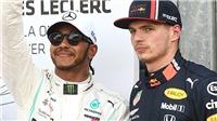 Công thức 1: Max Verstappen xuất sắc hơn Lewis Hamilton?