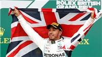 Đua Công thức 1: Vettel đâm Verstappen, Hamilton đắc lợi