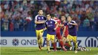 Hà Nội và Bình Dương tái đấu ở V-League