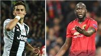 Lukaku và Dybala đổi chổ là tốt cho tất cả, trừ… Conte