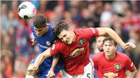 MU vs Arsenal: Hàng thủ vẫn là tia sáng của Manchester United
