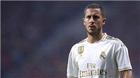 Real Madrid: Bao giờ Hazard mới lấy lại phong độ?