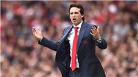 HLV Unai Emery không phải là người dành cho Arsenal?