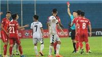 Bạo lực bùng phát ở V- League: Lỗi tại con đường?