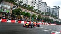 Đại tiệc F1 ở Mỹ Đình