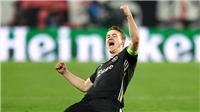 Ajax: Đội bóng không bao giờ thiếu tài năng