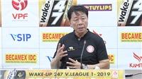 HLV Chung Hae Soung không ngại Quang Hải, chỉ lo học trò