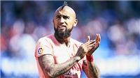 Barca: Đấu sĩ Arturo Vidal là điểm nhấn để Barca mơ 'ăn 3'