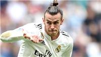 Real Madrid: Gareth Bale đi trong những tàn phai
