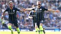 Man City bảo vệ thành công chức vô địch: Lịch sử dưới chân thày trò Guardiola
