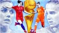 World Cup nữ: Bóng đá nữ 'ly hôn' FIFA, nên hay không?