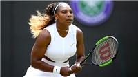Bán kết đơn nữ Wimbledon 2019: Serena Williams và 2 bước tới lịch sử