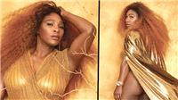 Vì sao Serena Williams xuất hiện không photoshop trên tạp chí Harper's Bazaar?