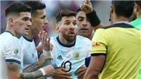 Argentina tại Copa America 2019: Một Messi bụi bặm đã ra đời