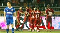 V League 2019 vòng 17: TPHCM chông chênh trên đỉnh, HAGL đấu với SLNA