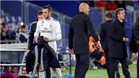 Real Madrid: Cuộc chiến Zidane với Bale và bát súp dang dở của Zidane