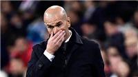 Real Madrid: Bernabeu vẫn đang chờ cuộc cách mạng của Zidane