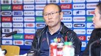 HLV Park Hang Seo với '1 nách, 4 mục tiêu'