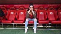 GHI CHÉP: Từ fangirl đến khách VIP của FC Bayern Munich