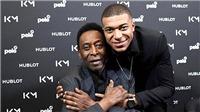Pele nhập viện cấp cứu sau cuộc gặp với Mbappe: Nỗi lo sức khỏe 'Vua bóng đá'