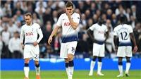 Tottenham: Đứng lên mạnh mẽ hay suy yếu tan rã?