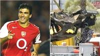 """Antonio Reyes thiệt mạng vì tai nạn xe hơi: Và """"Đội bóng của Chúa"""" lại đón thành viên mới"""