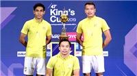 Người Thái nóng ruột chờ King's Cup!