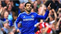 Ngày Salah đối đầu Robben: Chelsea, chân trái và những bàn thắng