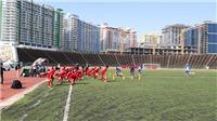 Đi xem bóng đá ở Campuchia