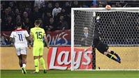 Barca mơ Champions League với đôi tay Ter Stegen