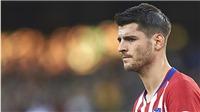 Vấn đề của Atletico: Bao giờ Morata biết ghi bàn?