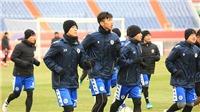 14h30 ngày 19/2: Shandong Luneng - Hà Nội FC: Thử thách giữa mưa tuyết