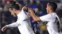 Người Madrid đã hết yêu Gareth Bale