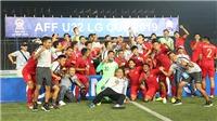 Indonesia vô địch U22 Đông Nam Á: Chiến thắng của bản lĩnh và may mắn