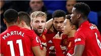Crystal Palace vs M.U: Con đường tốt nhất dự Champions League là Premier League
