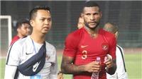 U22 Indonesia vs U22 Thái Lan: Chân sút chủ lực của Indonesia không gian lận tuổi