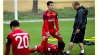 U23 Việt Nam gấp rút rèn thể lực