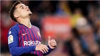Coutinho đang tự loại mình khỏi Camp Nou
