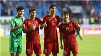 Tân binh khó cạnh tranh vị trí tại U23 Việt Nam