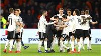 Đức thắng kịch tính Hà Lan: Bước tiến nhỏ, chiến thắng lớn