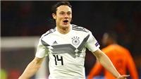 Đội tuyển Đức:  Người hùng Nico Schulz, anh là ai?