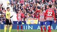 Cơn đau đầu của Diego Simeone: Atletico đã đánh mất 'chất điên'