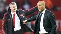 Solskjaer trở thành Zidane mới, tại sao không!